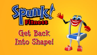 Spunk Fitness 3D Animation TV Commercial