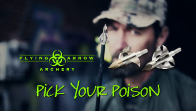 Toxic Broadhead Outdoor Video Production